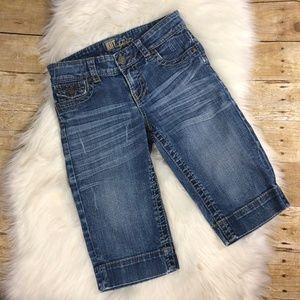kut from the kut long bermuda pocket shorts